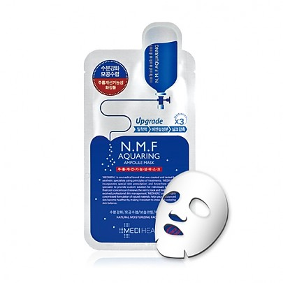 [Mediheal] NMF Aquaring Ampoule Mask 1ea